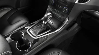 Nye Ford S-MAX, interiørbilder