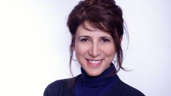 Ana Betancour tar plats i styrelsen för Stockholms konstnärliga högskola.                          Fotograf: Olga Ihle