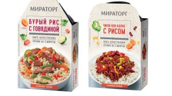 Miratorg ready meals produced with the Micvac system