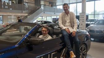 Ruedi Wöll übergibt Geschäftsführung an Jens Sickendieck