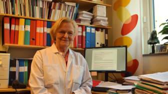 Kerstin Brismar, professor vid Karolinska Institutet