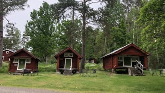 Bostäder vid Värmskogs vandrarhem, Grums kommun