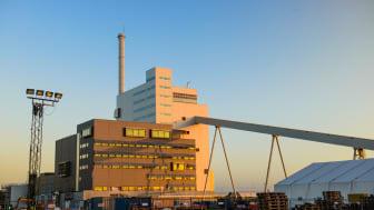Kraftringens nya biokraftvärmeverk snart i mål