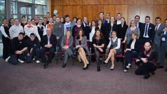 Prüfungssimulation bei den AccorHotels in Frankfurt: Auszubildende proben unter Realbedingungen für ihre IHK-Prüfung