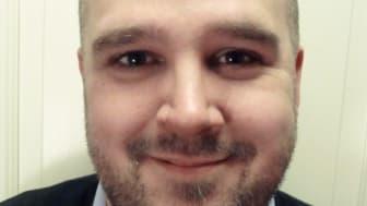 Anders Nyman, förlagschef på Whip Media