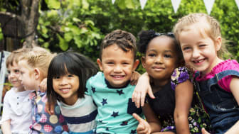 Norske barnehager best i Skandinavia