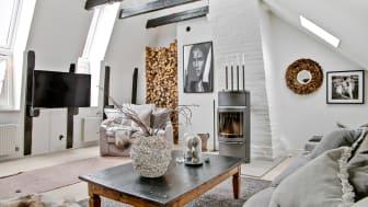 Priserna på bostadsrätter ökade under november med 1%