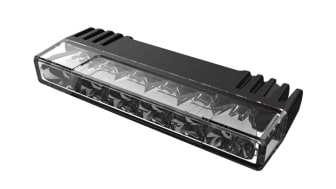 LED blixtljus NR6 - ett kraftpaket i kompakt design