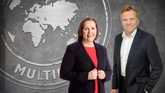 Grethe Bergly og Arne Jorde