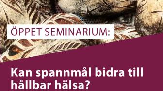 Seminarium 5 februari: Kan spannmål bidra till hållbar hälsa?