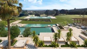 SO/ öppnar sitt första lyxhotell i Spanien