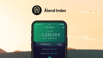 Flowe är första italienska aktören att implementera Åland Index Solutions
