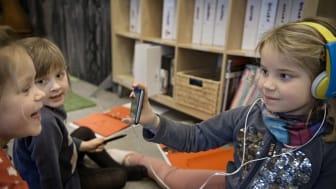 Rudersdal Kommune er med i ny indsats om småbørns digitale dannelse