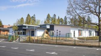 Finja levererar hållbara material för framtidens förskolor och offentliga byggnader 2