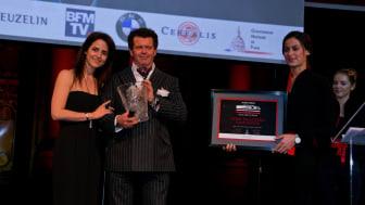 Land Rovers Chefdesigner Gerry McGovern er netop blevet kåret som Designer of the Year ved den 33. udgave af Festival Automobile International i Paris.