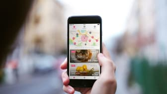 Karma - app som minskar matsvinn