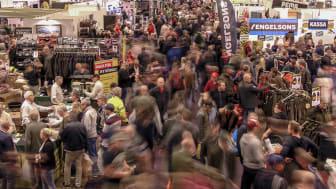 Sveriges ledande jaktmässa avslutas med siktet rätt inställt!