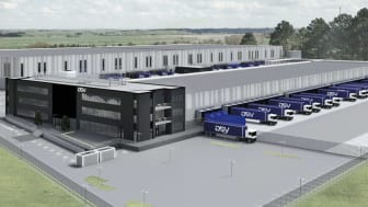 DSV's new Oslo facility features robotic storage