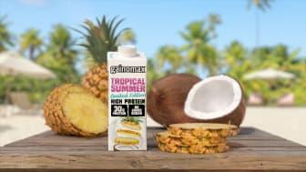 Tropical Summer High Protein med smak av ananas och kokos!