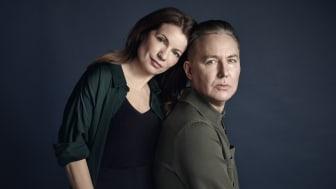Alexandra Coelho Ahndoril och Alexander Ahndoril Foto: Ewa Marie Rundquist