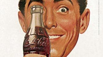 Coca-Cola-pullon inspiroimaa pop-taidetta nähtävillä ensi kertaa Suomessa