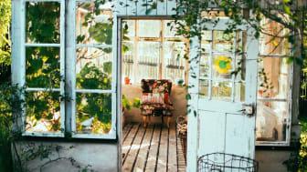 Et orangeri er en perfekt kombi af havestue og drivhus.