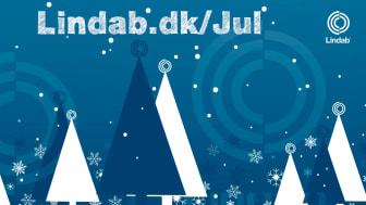 Lindabs digitale julekalender skaber hvert år stor glæde for vores kunder