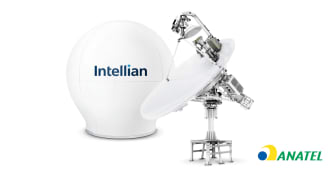Intellian's innovative antennas deliver best-in-class RF performance across multiple bands and orbits