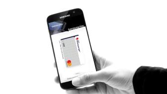 Edenreds lunchförmån Rikskuponger erbjuder snart över 120 000 kortanvändare att betala med Samsung Pay!