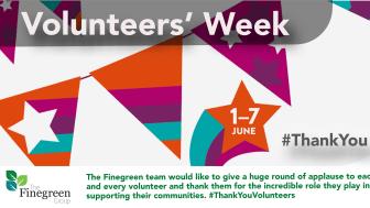 Volunteers' Week 2020