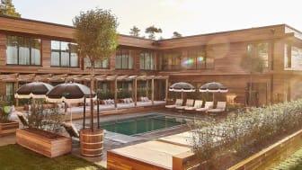 Bilden visar Ellery Beach House som är en av anläggningarna hos ESS Group. (Foto: ESS Group)