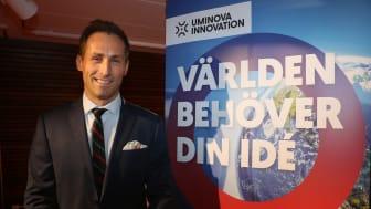 – Roligt är också att så många tagit fram lösningar för att uppmuntra och hjälpa människor att förändra sina beteenden och vanor i vardagslivet, säger Johan Hedengran.