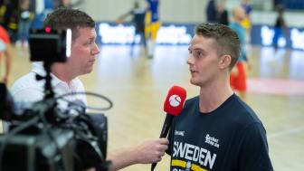 SolidSport kommer bland annat att producera Sveriges nästa EM-kval mot Danmark - men det är bara toppen på isberget.