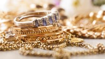 Importerat guld saknar ofta stämplar, men innehåller rätt mängd ädelmetall.