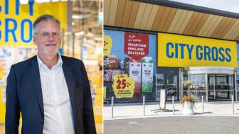 Riksbyggen får uppdraget att förvalta City Gross Sverige ABs hyreskontrakt