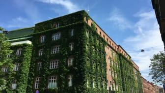 I Brf NEO Davidshall  bygger Rikbyggen 122 lägenheter i det gamla polishuset som ligger centralt i Malmö.