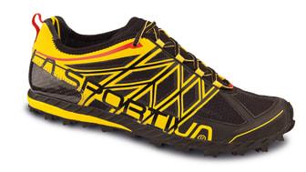 La Sportivas nya trailsko Anakonda bjuder på löpglädje, snabbhet och trygghet. Även vid tuffa vägval.