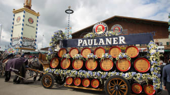 Wiesn 2014 - Brauereigespann