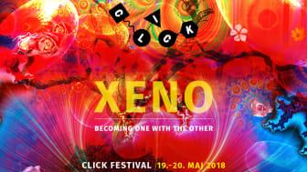 CLICK Festival: INVITATION TIL PRESSEMØDE