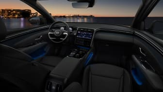 all-new Hyundai Tucson interior (2)