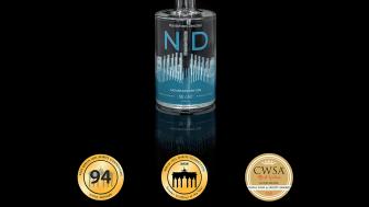 Norrbottens Destilleri vinner guld i internationella tävlingar