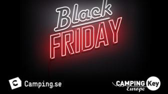 Black Friday på Camping.se