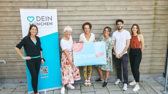 Kick-Off: DEIN MÜNCHEN mit LET'S GO! NOW