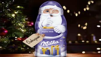 Milka obdaruje na Vianoce tých, ktorí to nečakajú