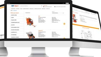 Uppdaterad hemsida för Norton Clipper reservdelar