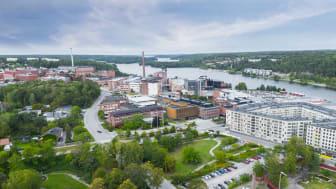 Offentliga Hus välkomnar SEB till Science Park i Södertälje
