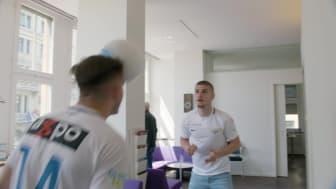 Immer am Ball mit der Vista und dem FC Zürich – Teil 1