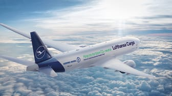 Lufthansa Cargo and Kuehne+Nagel agree on exclusive partnership to promote CO2-neutral power-to-liquid fuel
