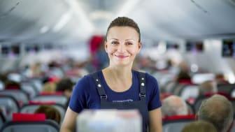 Norwegian med 16 prosent passasjervekst i oktober