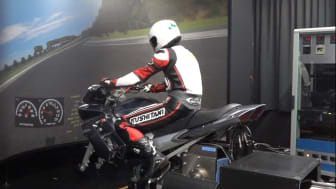 Motorcycle R&D That Sparked a Study of VR-Induced Motion Sickness   Yamaha Motor Newsletter (Jan. 18, 2021 No. 83)